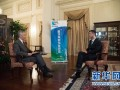 """李显龙:新加坡对""""一带一路""""评价积极,望学习中国电子支付"""